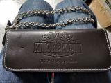 King Kerosin Leatherwallet - Logo King Kerosin Crown