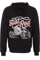 King Kerosin Hoodie Jackets - Hot Rod