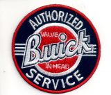 Patch - Buick Service / rund