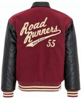 College / Baseball Jacket - Road Runners