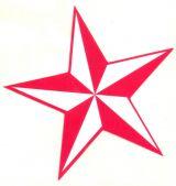 Sticker - Nautic Stern / Pink