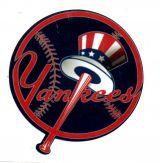 Sticker - Yankees