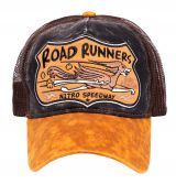 Trucker Cap von King Kerosin - Road Runners / schwarz-braun