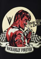 King Kerosin Hoodie Jackets - Rock a Billy Forever