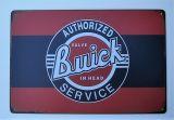 Retro Blechschild - Buick Service