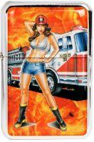 Feuerzeug - Sexy Fire-Girl