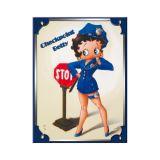 Magnet - Betty Boop Stop / 14064