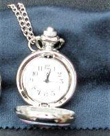 Taschen Uhr klein - Elvis Bild von US-Mail Marke
