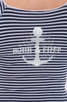 Sailor-Shirt von Queen Kerosin  / Born Free