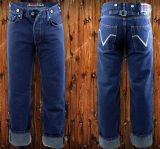 Old School - Speedtex / 50 th Style... Made by King Kerosin Denim
