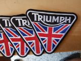 Patch - TRIUMPH / Dreieck