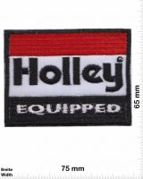 Patch - Holley Equipped