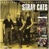 3er CD - Stray Cats / Original Album Classics