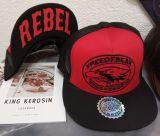 Snapback / Flat Cap von King Kerosin - Speedfreak red/black