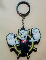 Schlüsselanhänger - Popeye Steuerrad