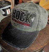 Trucker Cap - Rock / Grau - schwarz