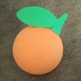 Antennenball-Orange