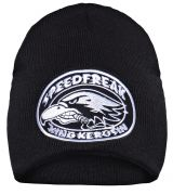 Beanie from King Kerosin - Speedfreak / black