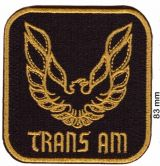 Patch - Trans Am / Pontiac