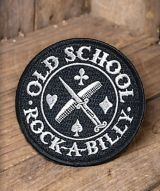 Patch - Old School Rock a Billy