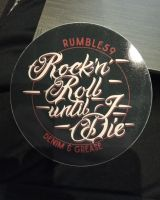 Rumble 59 Sticker -Rock`n Roll until Die