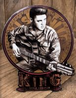 Rumble 59 Sticker - Young Elvis