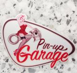 Pin up Sticker - Pin up Garage