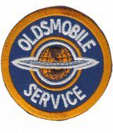 Patch - Oldsmobile Service / rund