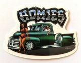 Vintage Sticker- Homies / klein
