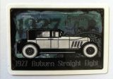 Vintage Sticker- 1927 Auburn Straight Eight / klein