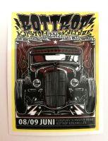 Vintage Sticker- Bottrop Kustom Kulture / klein