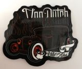 Vintage Sticker- Von Dutch still alive / klein