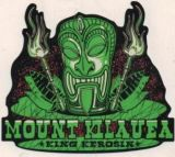 King Kerosin Sticker - Mount Kilauea /klein