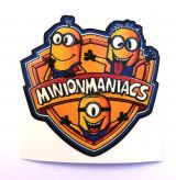 Sticker- Minionmaniacs / klein