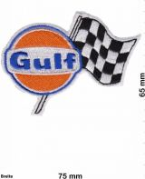 Patch - Gulf Race Flag
