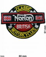 Patch - Norton Classic Motorcycles