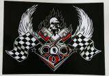 Skullsport Sticker st_jv8