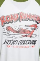 King Kerosin Raglan Longsleeve - Roadrunners