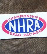 Race Sticker - NHRA