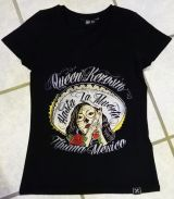 T-Shirt von Queen Kerosin - Hasta la Muerte