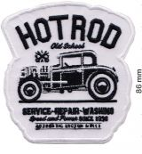 Patch - Hot Rod - Old School - Service Repair Washing