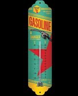 Vintage Thermometer - Gasoline
