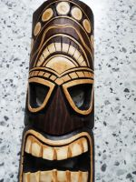 Tiki Holz Masken / Medium - Tiki Nr.1