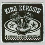 King Kerosin Patch PT-EVT