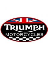 Race Sticker -  Triumph Motorcycles