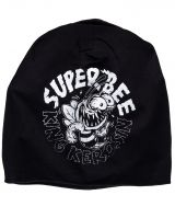 Beanie from King Kerosin - Super Bee / black