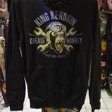 King Kerosin Standard Hoodie - Greaser Monkey