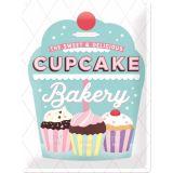 Blechschild Large - Cupcake Bakery