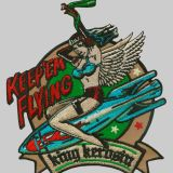 King Kerosin Patch pt-mbg