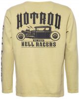 Sweater from King Kerosin - Hell Racers / curry
